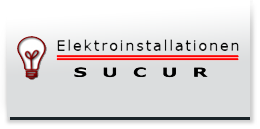 Elektroinstallationen Sucur